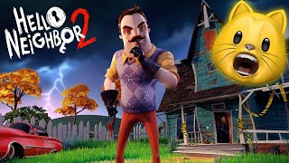 HELLO NEIGHBOR 2 ALPHA 1..