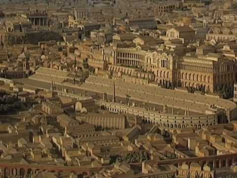 The construction of Imperial Rome (1/2)