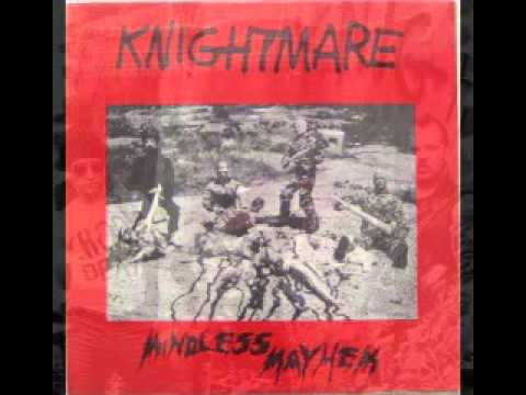 KNIGHTMARE- The Wasteland