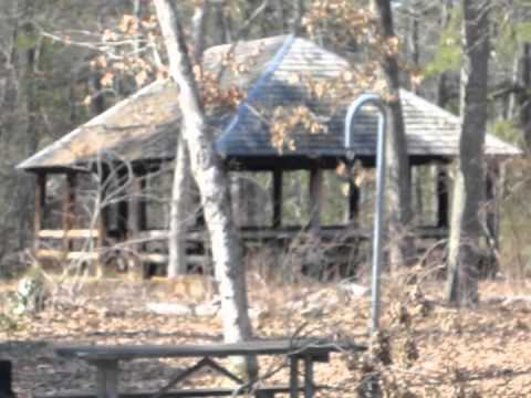 Parvin state park mini doc youtube for Parvin state park cabin pictures