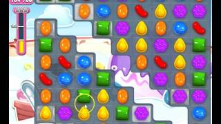 Candy Crush Saga Level 617 using No Boosters.
