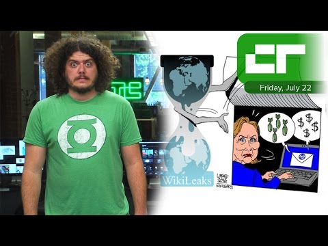 WikiLeaks Publishes DNC Emails | Crunch Report