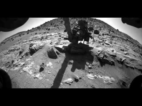 Curiosity's Sandy Trek to Mount Sharp | Mars Science Video