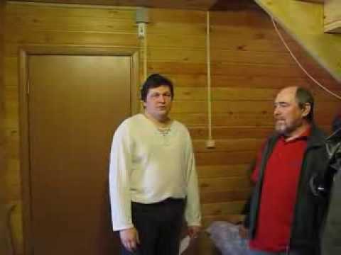 Печи на дровах из красной глины - YouTube