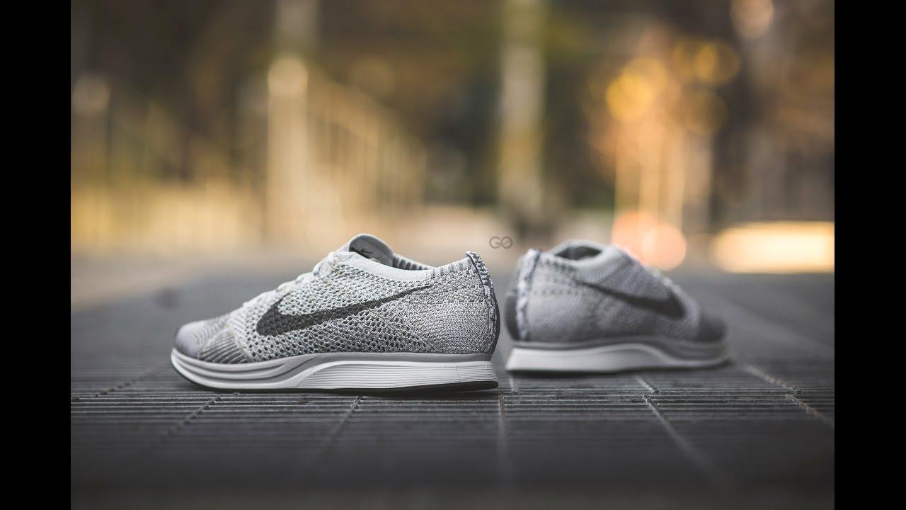 info for d5bb4 ea7e5 Review   On-Feet  Nike Flyknit Racer
