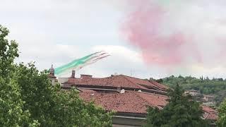 Frecce Tricolori 1000 Miglia 2019