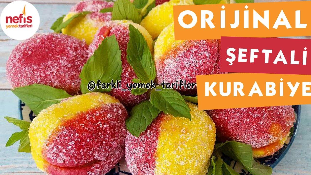 Şeftali Kurabiye