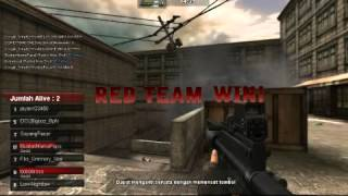 Cheater Point Blank Garena Indonesia Wall Hack !