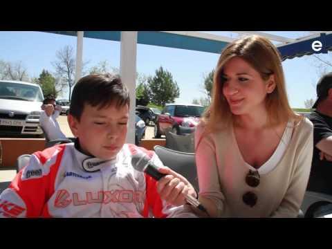 24 horas con un piloto de Karting