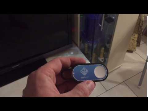 Amazon AWS IoT Button & MyStrom