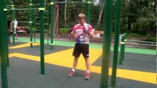 видео Функциональная силовая тренировка с вайпером