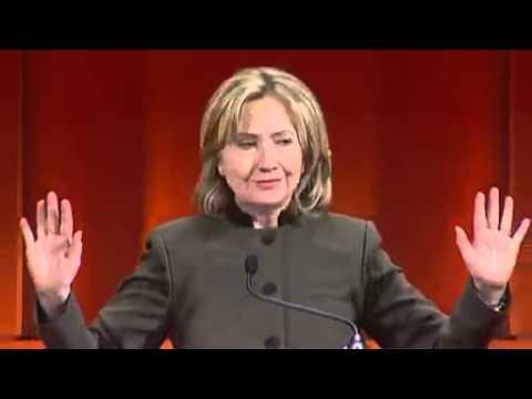 TED Talks Hillary Clinton speaks at TEDWomen 2010