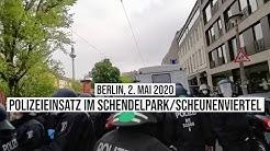 2. Mai Polizei im Schendelpark
