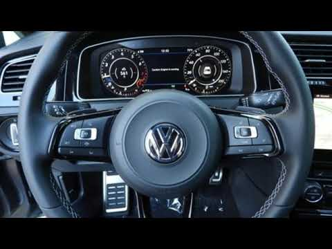 New 2019 Volkswagen Golf R Dallas TX Garland, TX #V190860