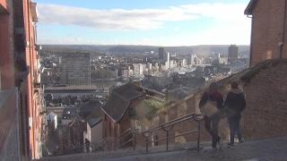 Mon voyage en Belgique: Liège