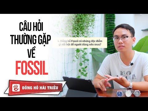Hỏi Hải Số 6: Tầm Giá Từ 3-6 Triệu Vì Sao Nên Chọn đồng Hồ Fossil