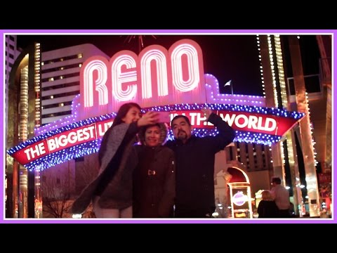 RENO, NEVADA | Travel Vlog