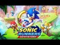 Sonic Runners Adventure Chapter 2 - Desert Ruins Unlock Tails Defeat Boss! (iOS, Android)