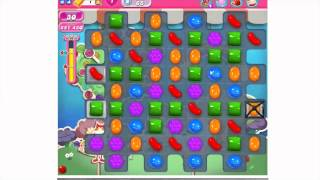 How to play Candy Crush Saga Level 65 - 3 stars - No booster
