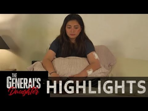Rhian is not used to her family's treatment | The General's Daughter