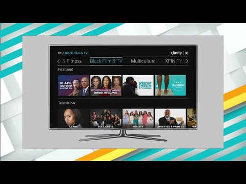 Comcast Honors Black History Month
