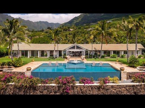 Makaha Luxury Estate For Sale | 84-870 Alahele Street, Waianae, Hawaii 96792