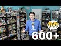 My Full 2018 Funko Pop Collection | 600+ Pops