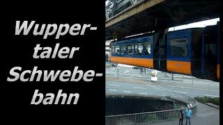 Wuppertaler Schwebebahn, Summer 2018