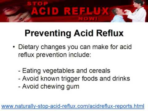 The Best Treatment for Reflux and Acid Reflux Wedge Optio…