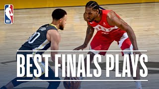 The BEST Plays of the 2019 NBA Finals Presented by YouTubeTV