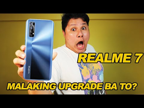 REALME 7 - MALAKING UPGRADE BA TO?