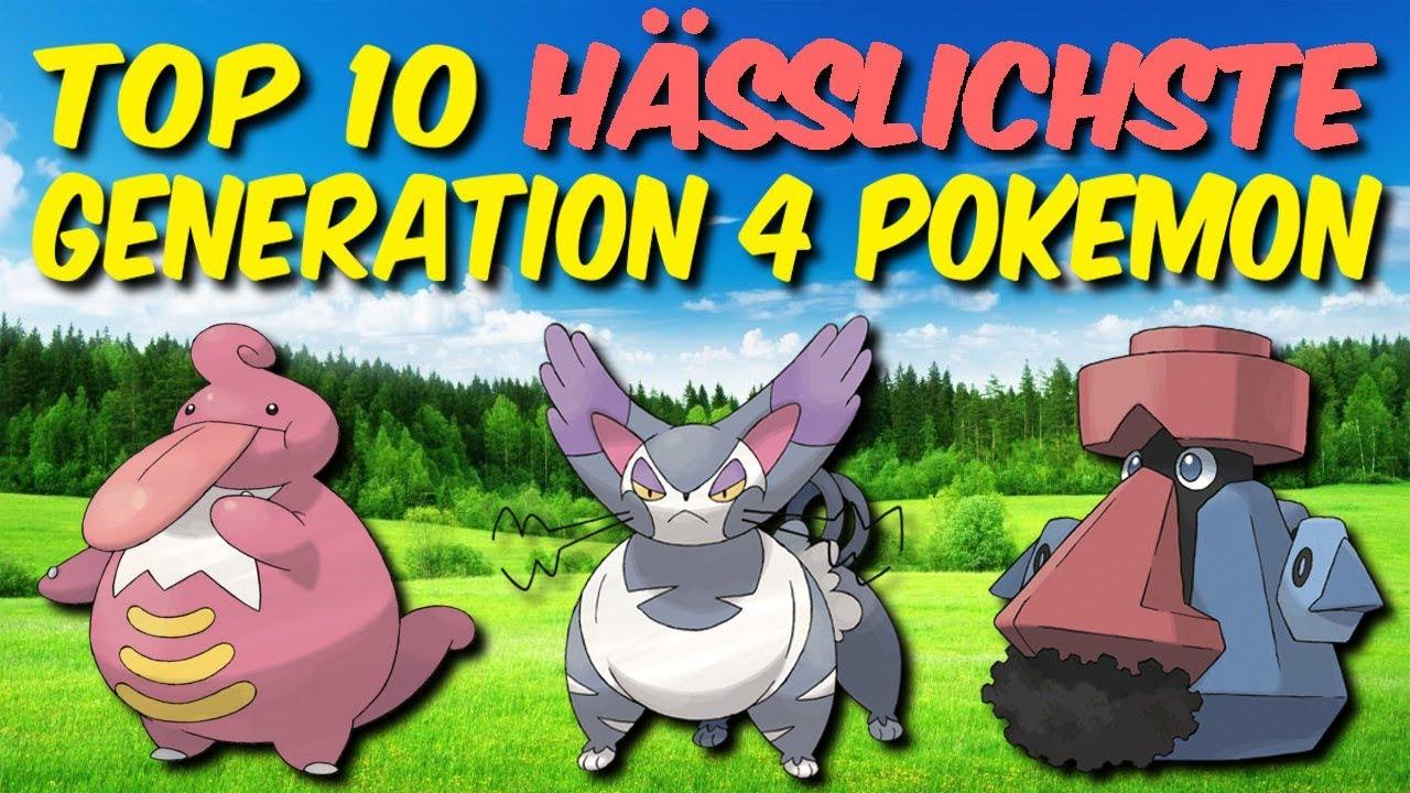 Hässlichste Pokemon