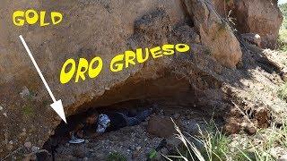 """NO VEAS ESTO SINO TE GUSTAN las PEPITAS DE ORO😍 24K  """"Encuentro gold nugget!!😍"""