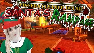 Christmas Elf Clean-up | Santa's Rampage Viscera