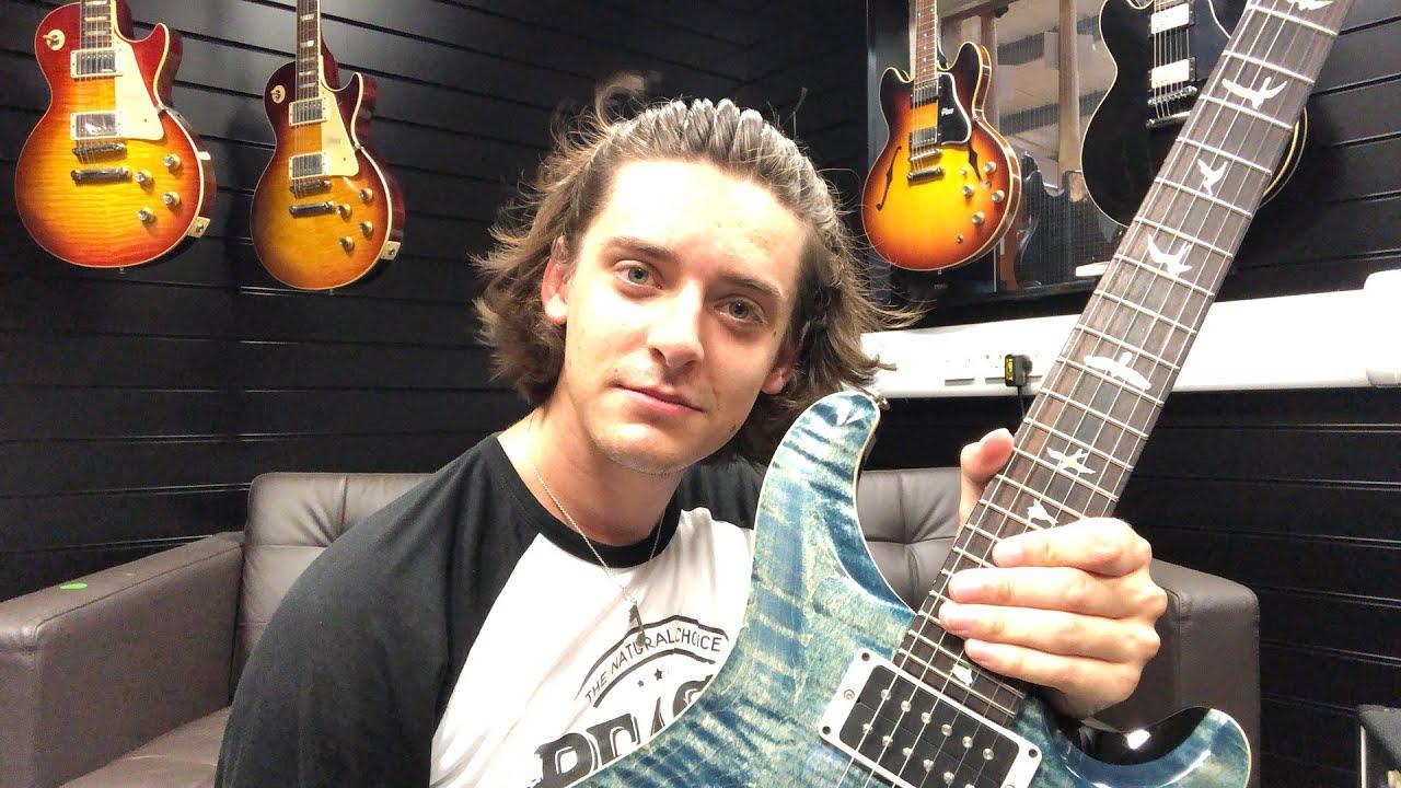 Peach Guitars - Live Q&A with Jack! 12th August