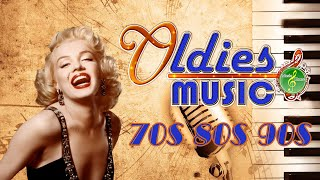 Non Stop Medley Oldies But Goodies   Greatest Memories Songs 70's 80's 90's