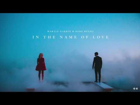 Martin Garrix & Bebe Rexha - In The Name Of Love (Instrumental)