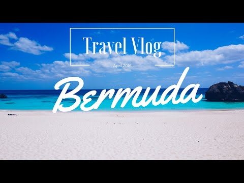 Travel Vlog | Bermuda April 2016 | Ashley Bloomfield