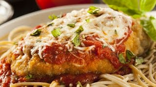 How To Make Chicken Parmigiana