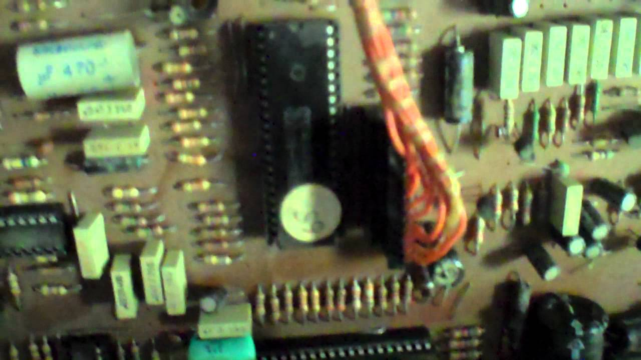 Viscount Organ Drum Machine Build Step 1 Youtube The Circuit