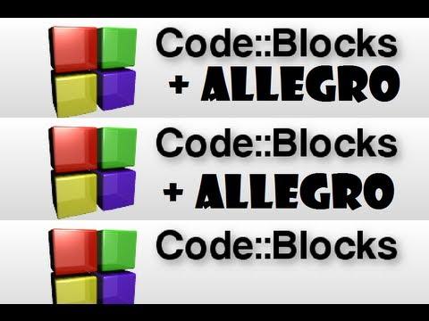 Instalar Code Blocks con Allegro [Tutorial en español]