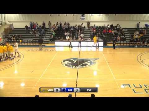 Lamar Community College vs. Western Nebraska Community College (Men's Basketball)