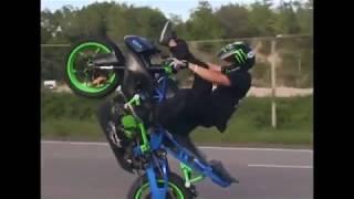 Begini jadinya, HANCUR!! freestyle motor jalanan (kompilasi kecelakaan motor dijalan raya)