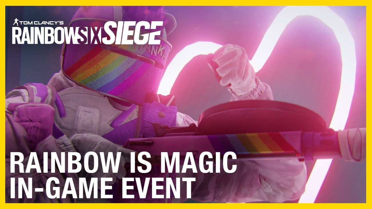 Rainbow Six Siege: Rainbow is Magic Event Returns | Trailer | Ubisoft