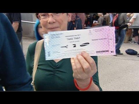 Internet-Tauschbörsen: Kein Einlass mit dem Viagogo-Ticket - SPIEGEL TV Magazin 7.8.2011 Mp3