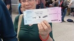 Internet-Tauschbörsen: Kein Einlass mit dem Viagogo-Ticket - SPIEGEL TV Magazin 7.8.2011