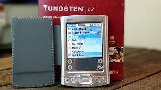 Palm Tungsten E2: мой рабочий КПК (2005) – ретроспектива
