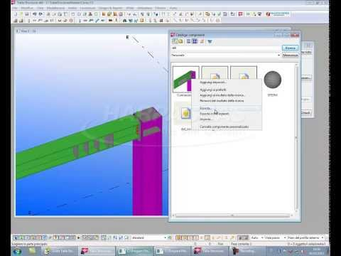 tekla steel structures training manual pdf