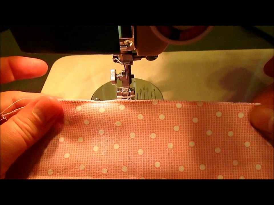 Mock Rolled Hem 40 Ways Using Sewing Machine Tutorial YouTube New How To Do A Rolled Hem On Sewing Machine