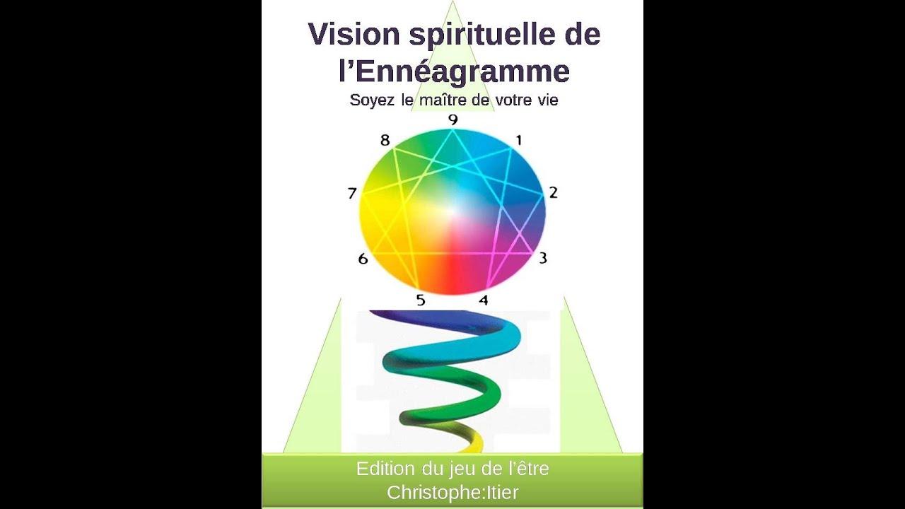 Livre: Vision spirituelle de l'Ennéagramme